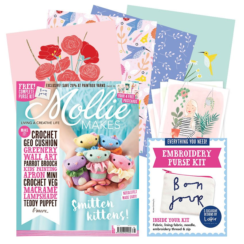 Mollie Makes - Issue 78