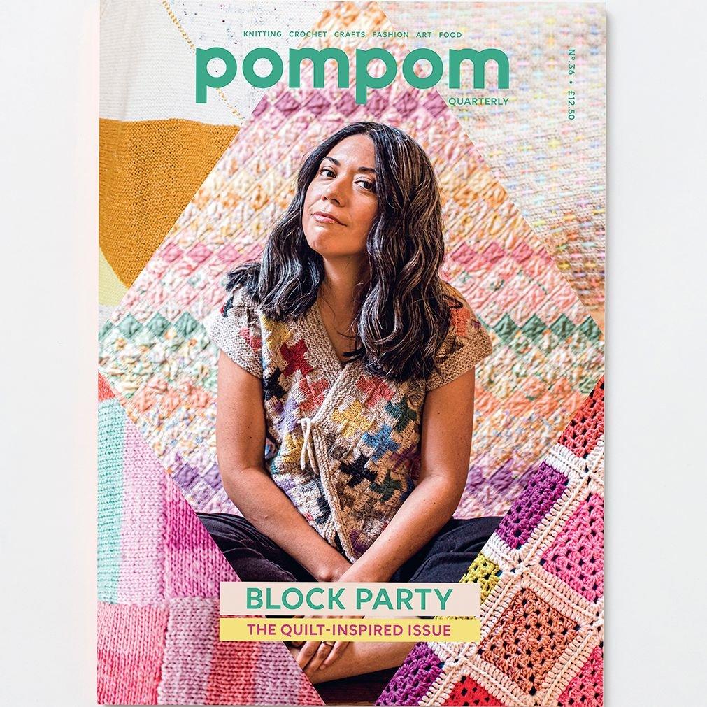 Pom Pom Magazine - Issue 36 - Spring 2021