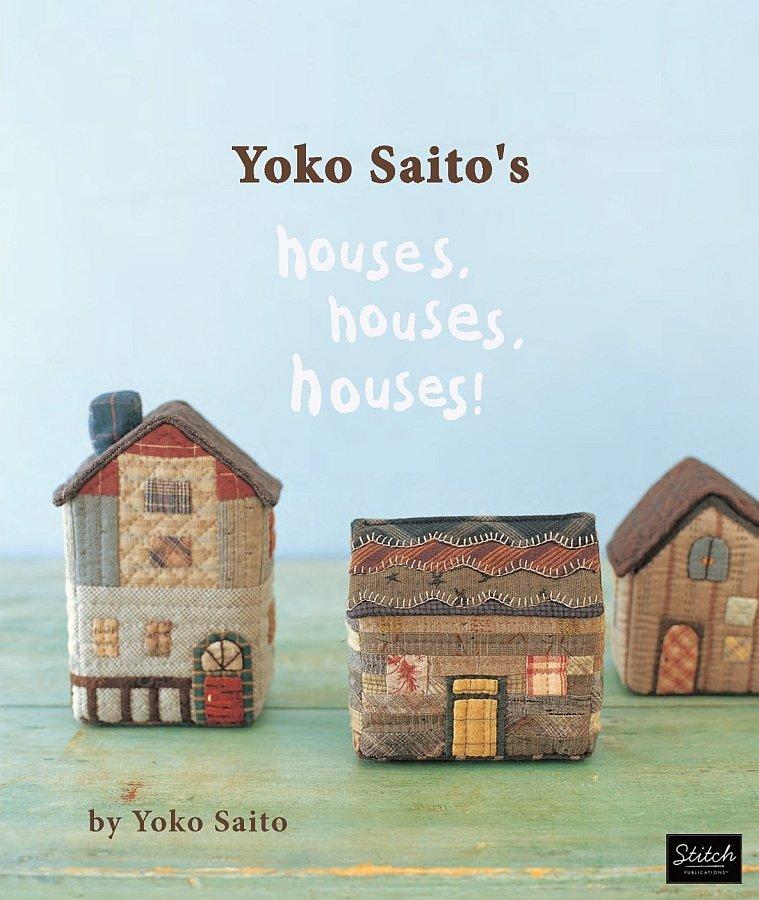 Yoko Saito's Houses houses houses!
