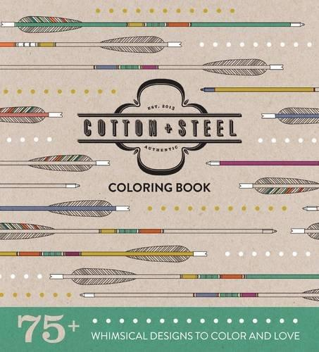 The Cotton + Steel Coloring Book