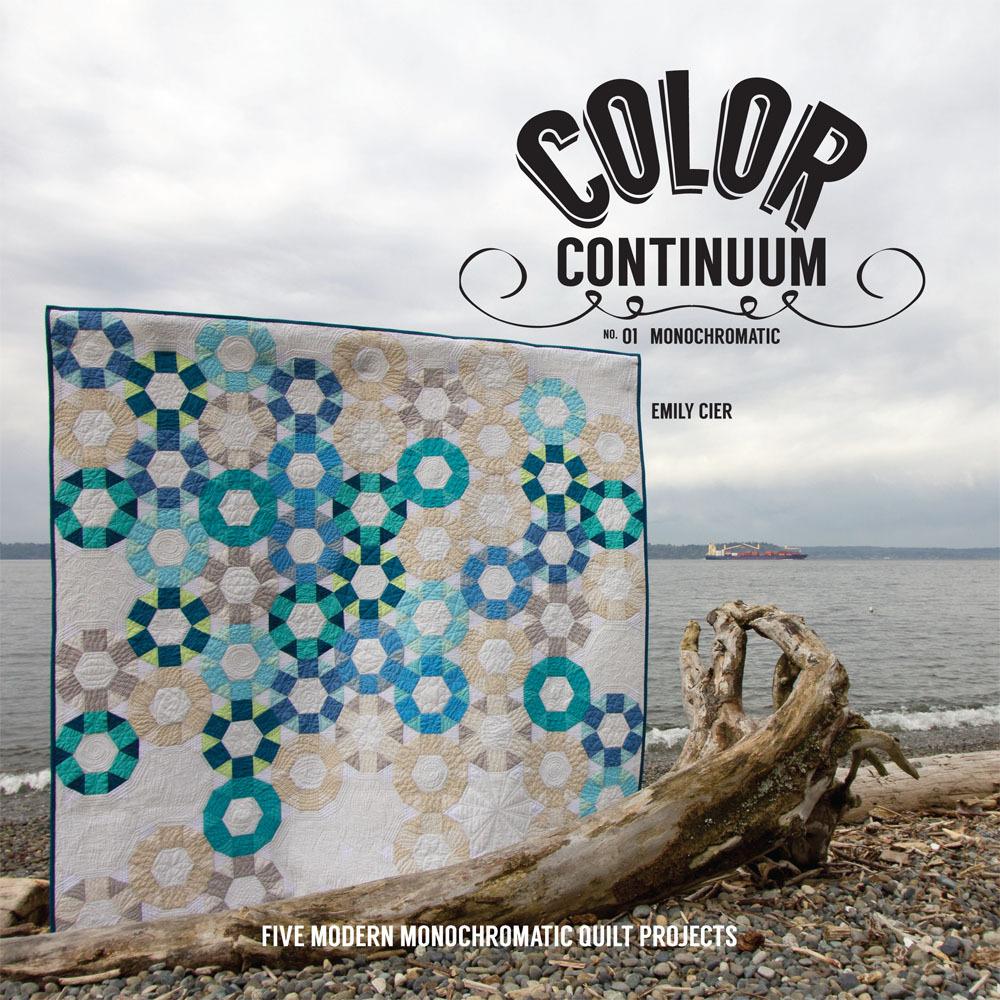 Carolina Patchworks - Color Continuum No. 1: Monochromatic