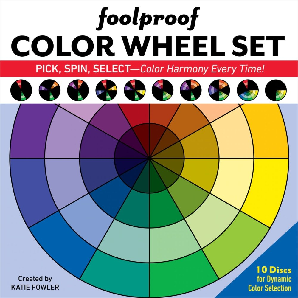 Foolproof Color Wheel Set