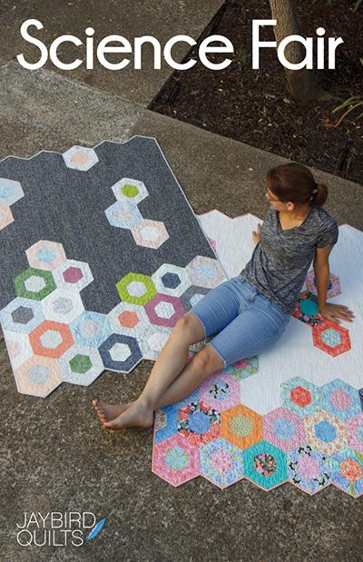 Jaybird Quilts - Science Fair