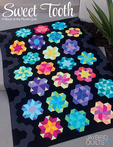 Jaybird Quilts - Sweet Tooth BOM