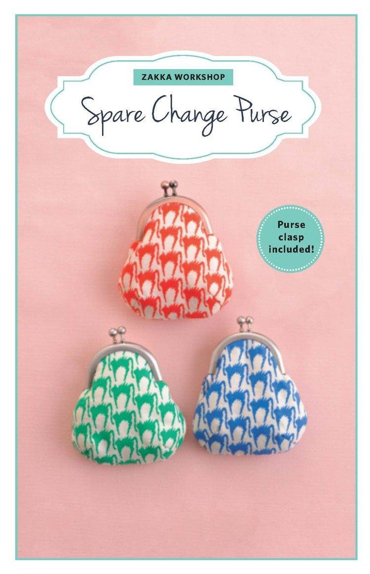 Zakka Workshop - Spare Change Purse