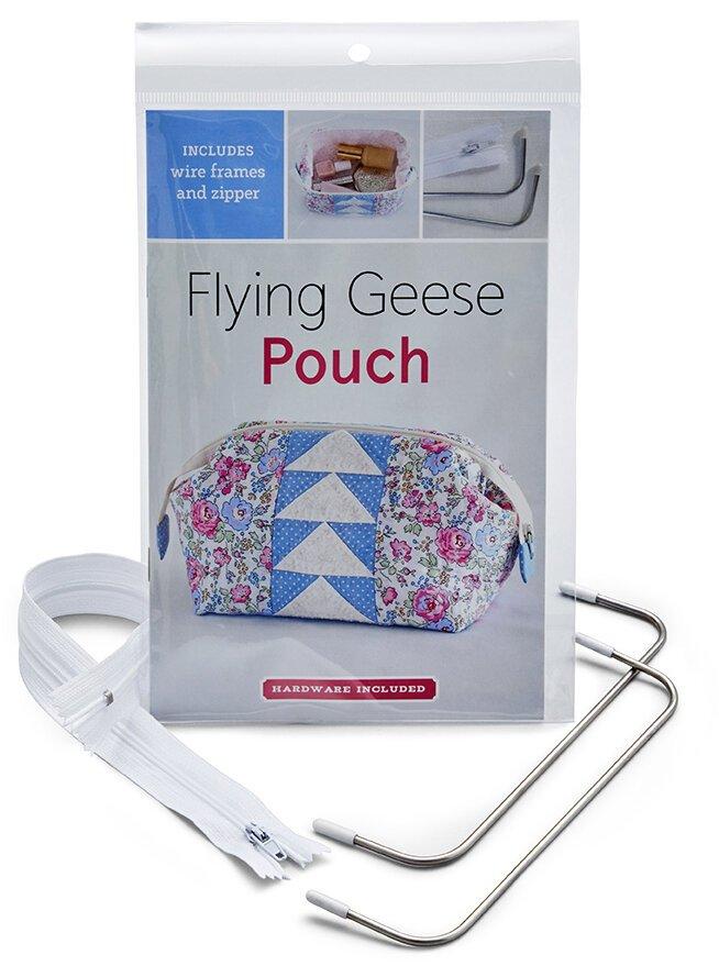 Zakka Workshop - Flying Geese Pouch Kit
