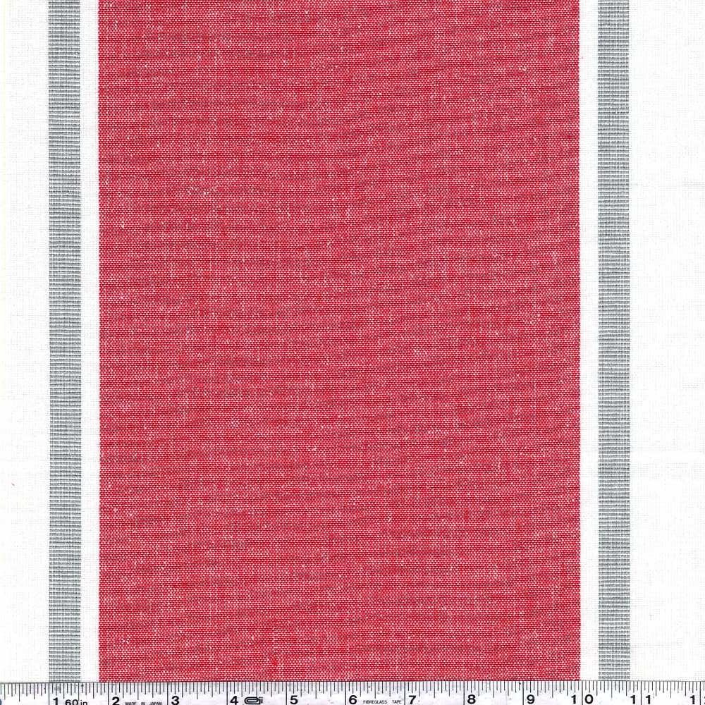 Toweling - Picnic Point Tea - Red
