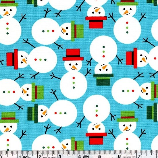 Jingle - Snowmen - Winter