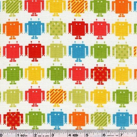 Funbots - Orange & Green