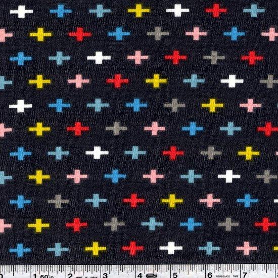 Remix Knit - You're A Plus - Grey