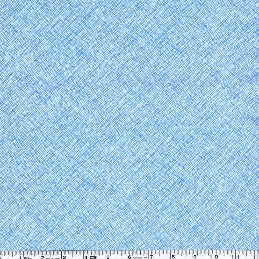Architextures - Crosshatch - Paris Blue