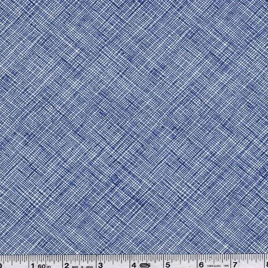 Architextures - Crosshatch - Blue