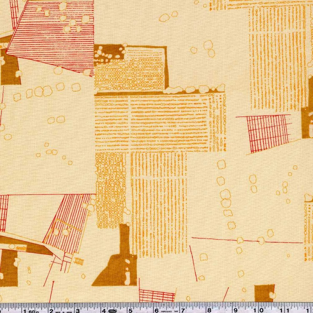 Friedlander - Aerial View - Tangerine