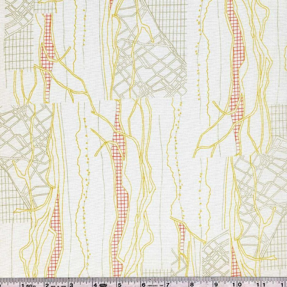 Friedlander - The Cattle Print - Wasabi