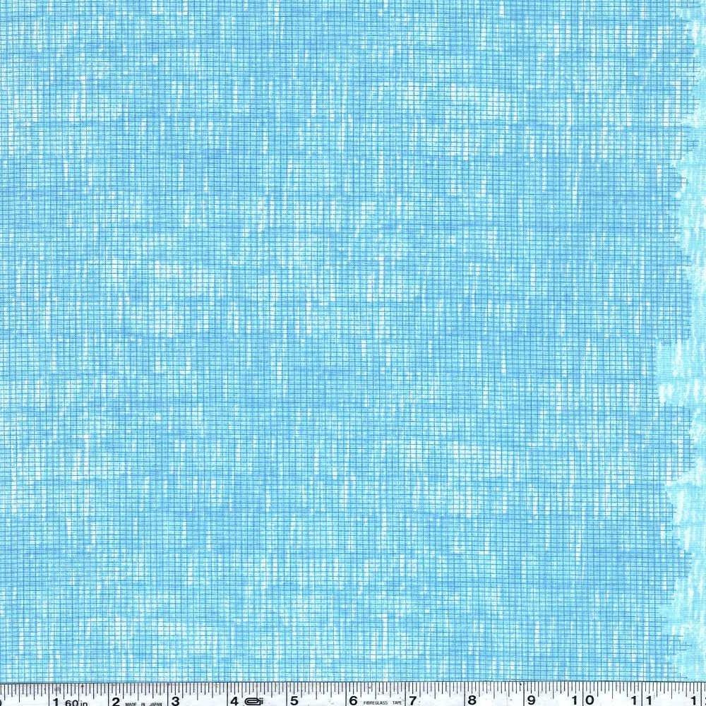 Harriot - Screen Single Border - Aqua