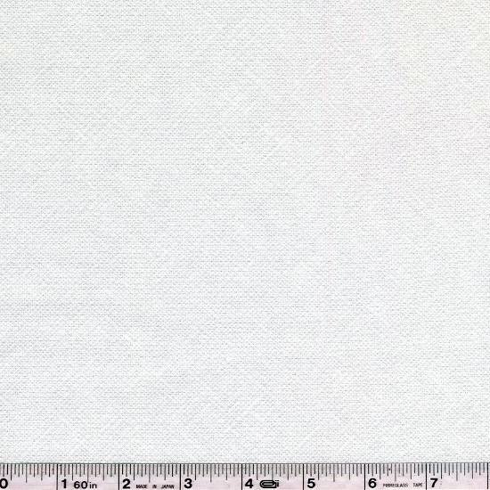 Widescreen - Hatch - White on White
