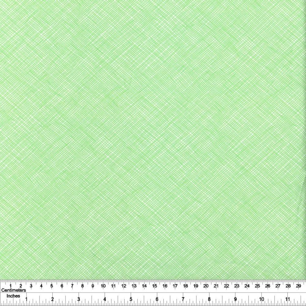 Widescreen - Crosshatch - Pistachio