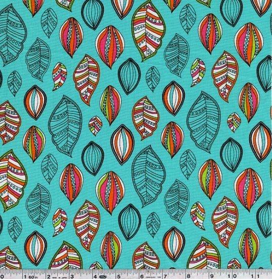 Modern Bliss - Leaf Scatter - Bright