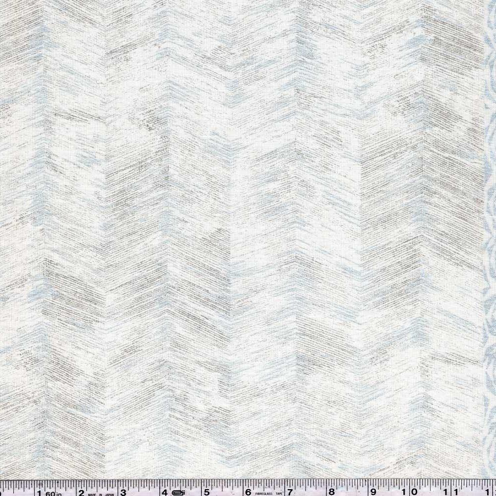 Shimmer On - Herringbone - Frost