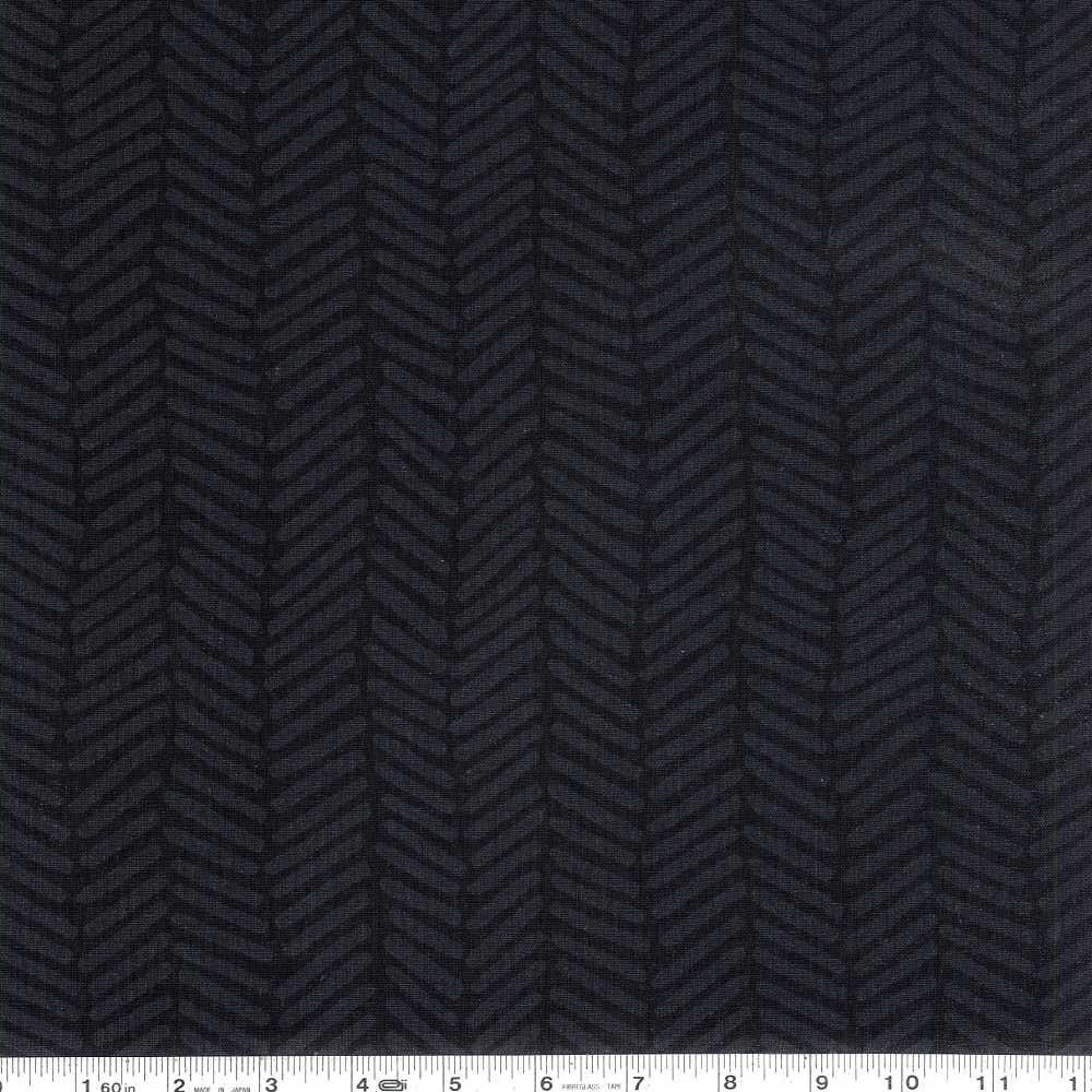 Arroyo - Chevron - Black on Black