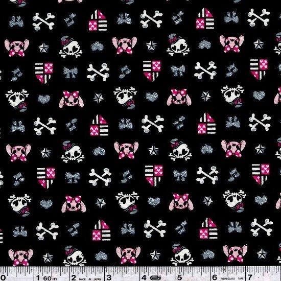 Petite Diable - Crossbones - Black