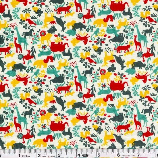 Animal Camouflage - Multi