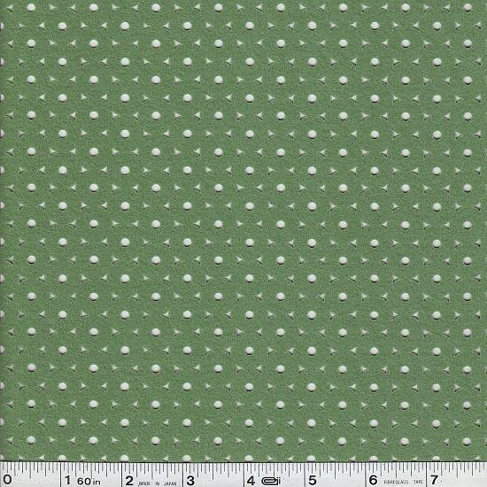 Punching Felt - Donut - Sage Green