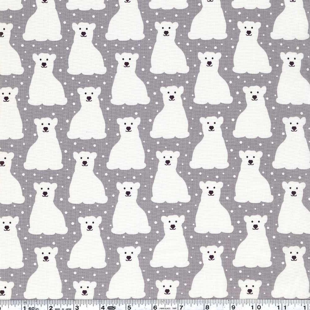 Arctic - Polar Bears - Grey