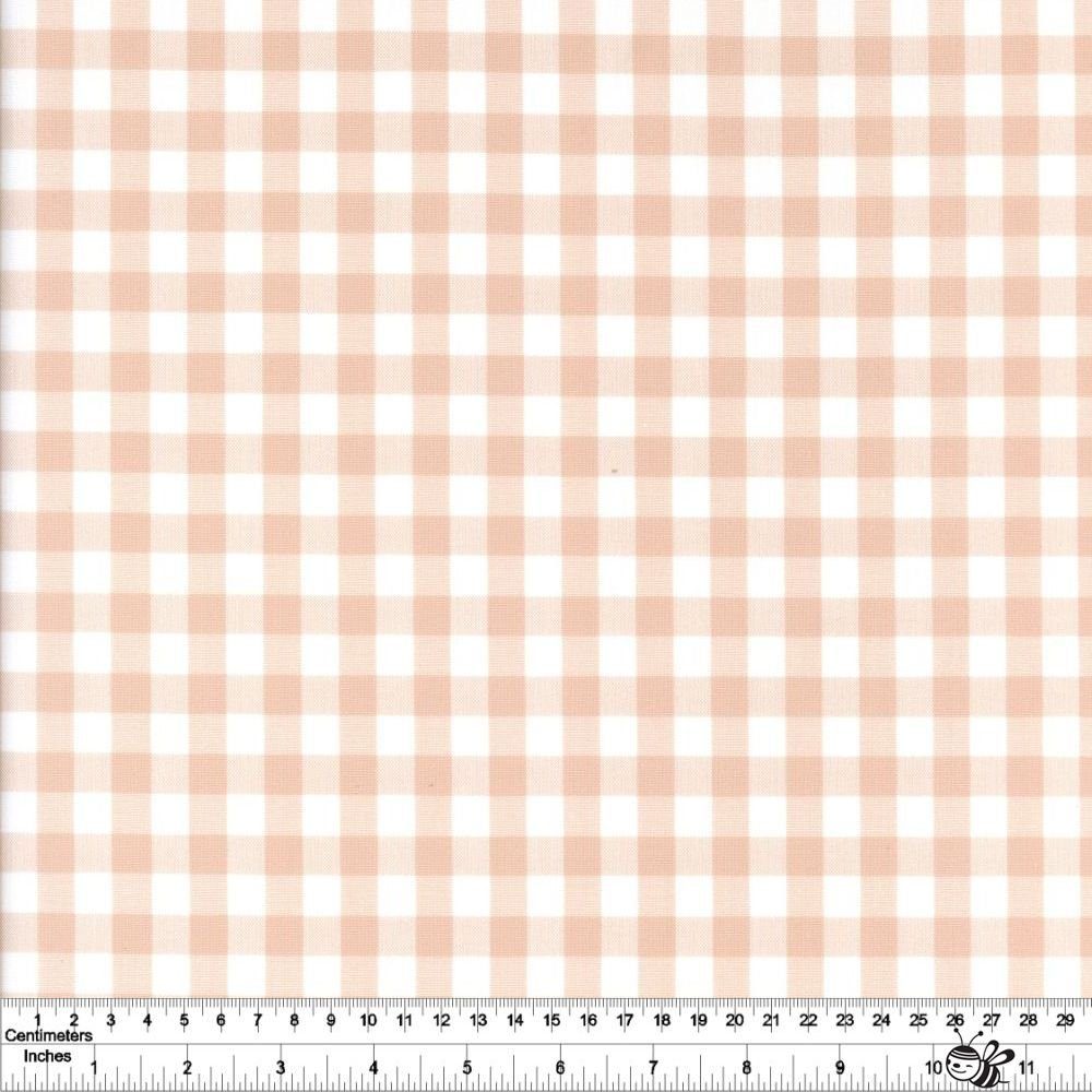 Kitchen Window Wovens - Small Gingham - Lingerie