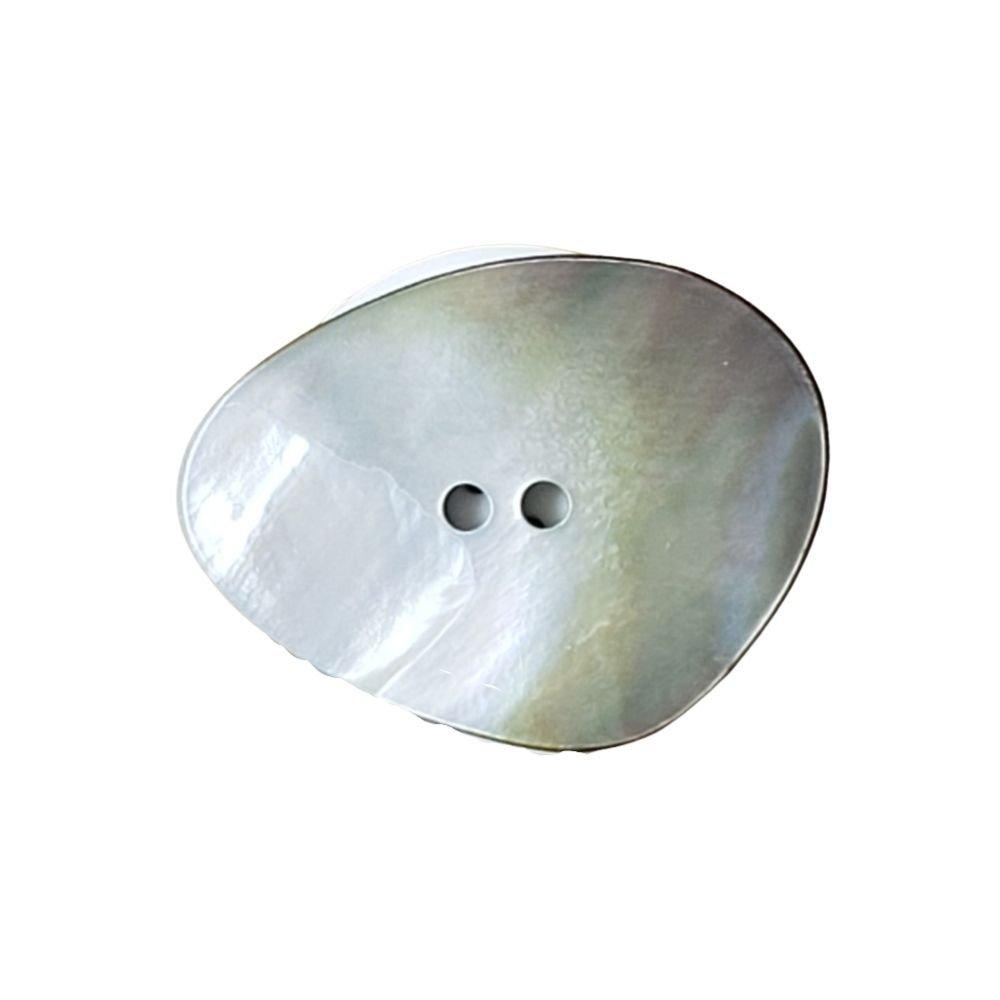 Tahiti Shell Drop Buttons - 35mm