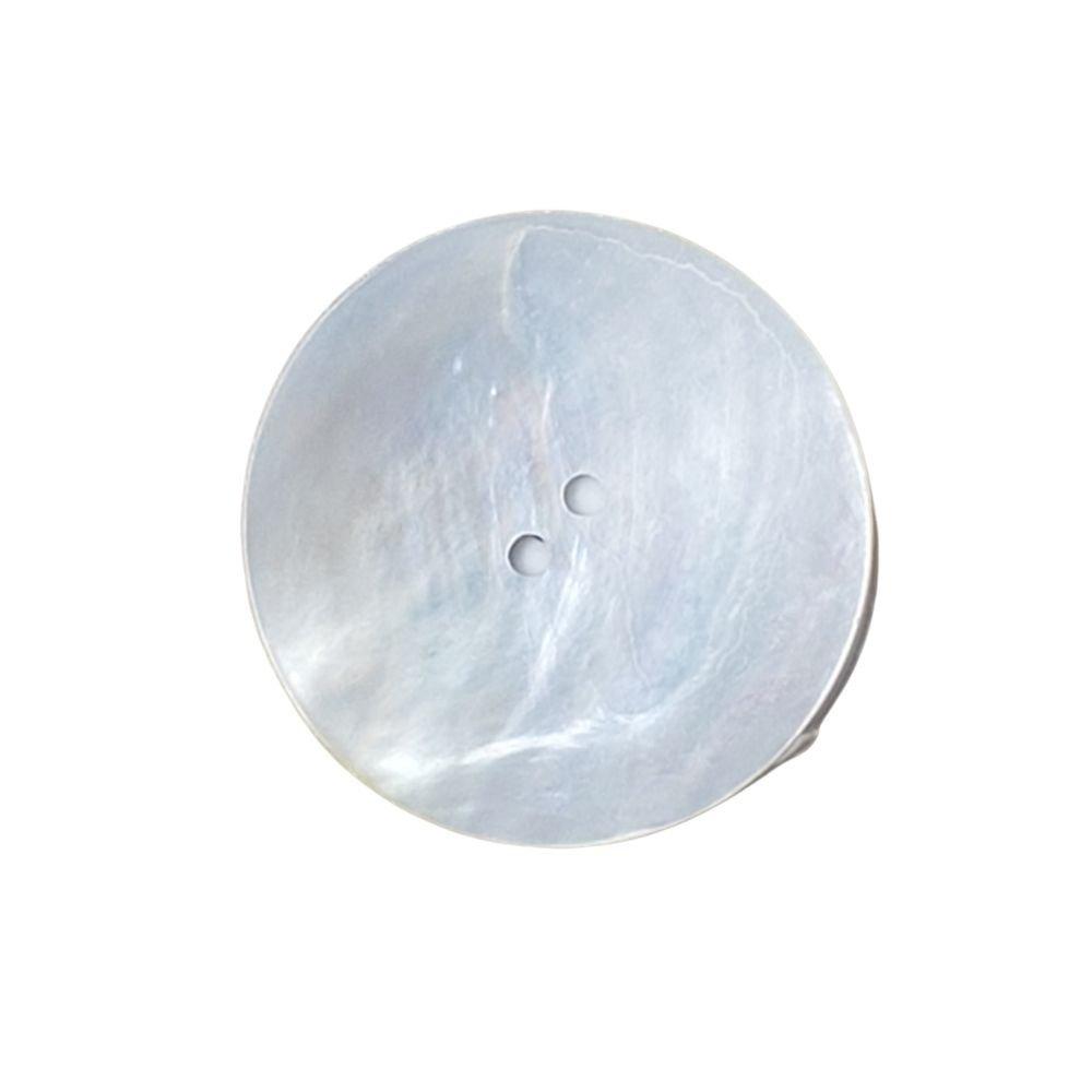 Natural Akoya Buttons - 35mm
