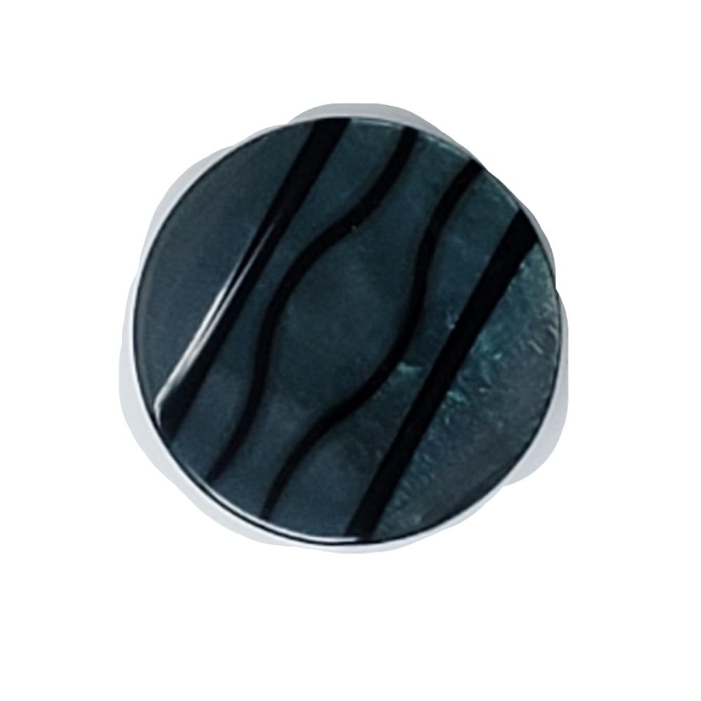 Waves Button - 22mm