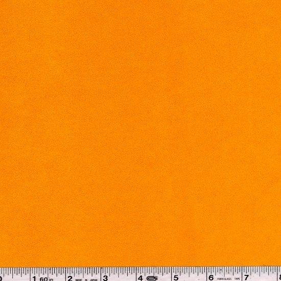Synthetic Suede - Marigold