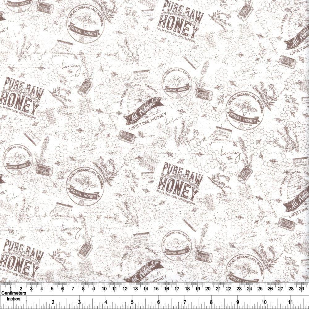 Bee's Life - Honey Sweet Tonal - Parchment