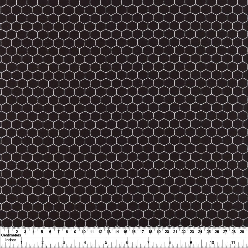 Bee's Life - Honeycomb - Black