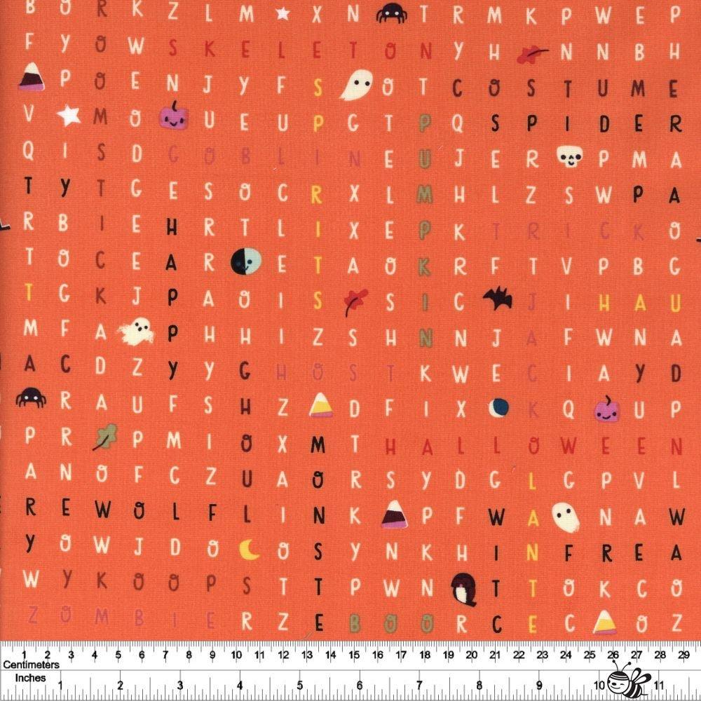 Tiny Treaters - Spooky Search - Orange