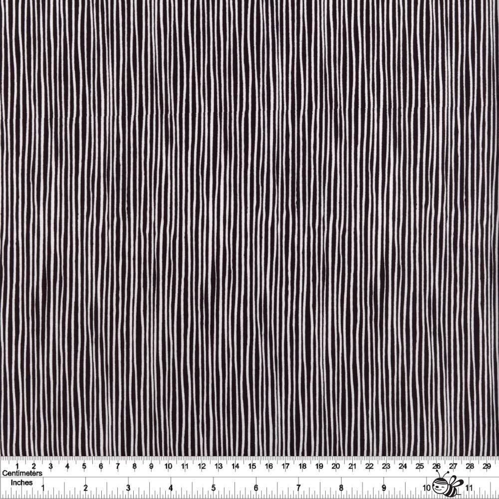 Tiny Treaters - Stripe - Charcoal