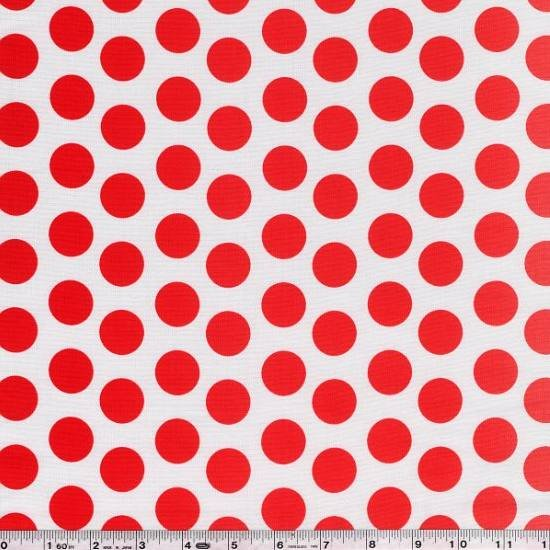 Ombre Dot - Red