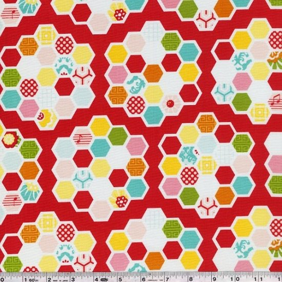 Sweet Quilt - Red