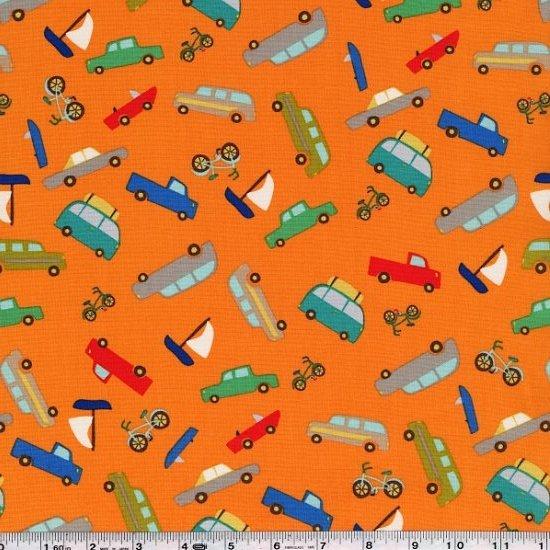 Scenic Route - Let's Go - Orange