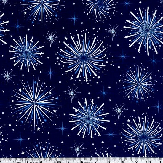 Parade on Main - Fireworks - Navy