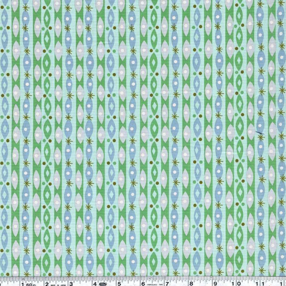 Way Up North - Stripe - Mint