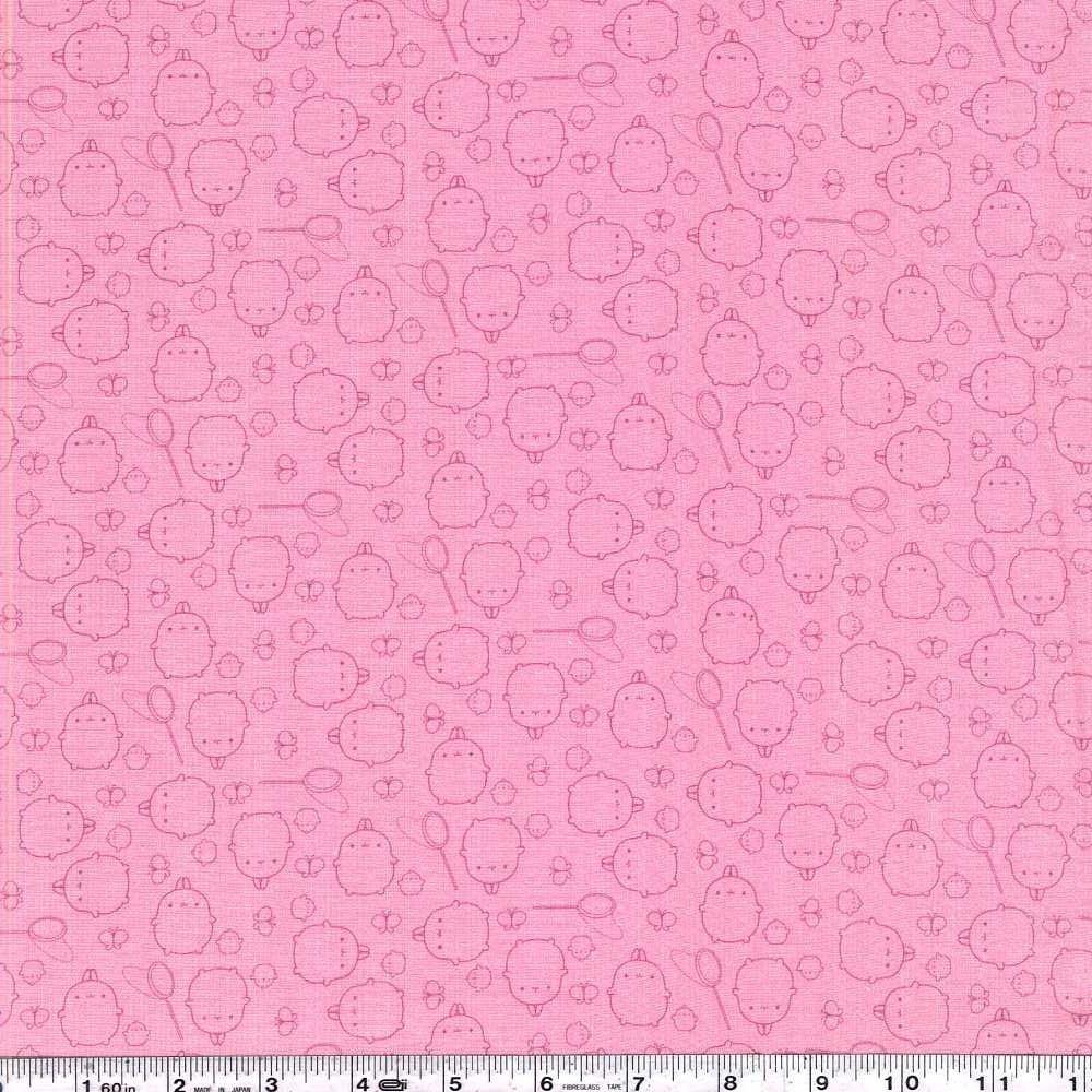 Molang - Toss - Pink