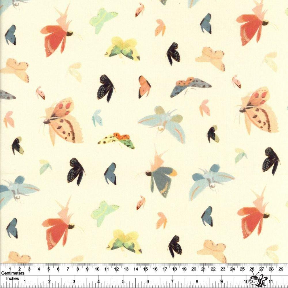 Dream World - Butterflies - Cream