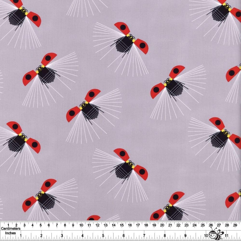 Charley Harper Summer Vol. 2 - Ladybug Flight