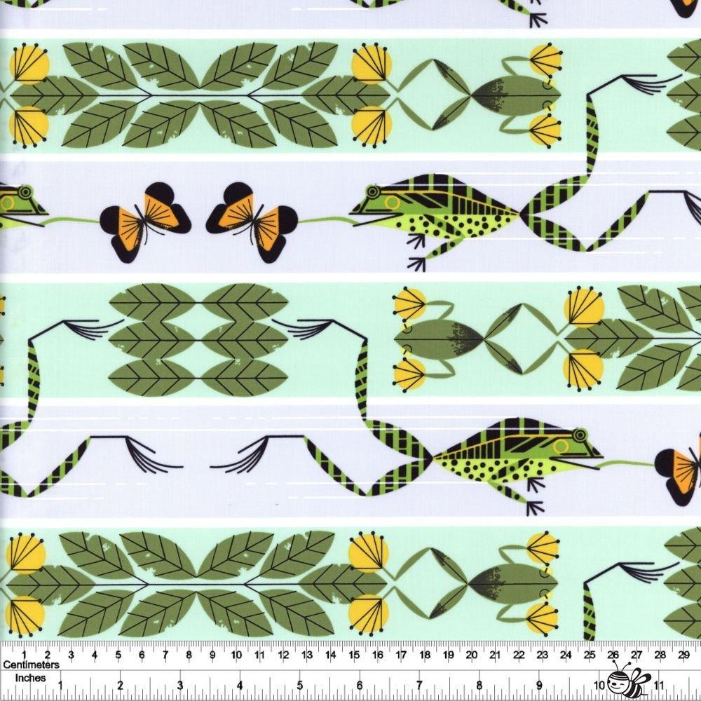 Charley Harper Summer Vol. 2 - Flying Frog