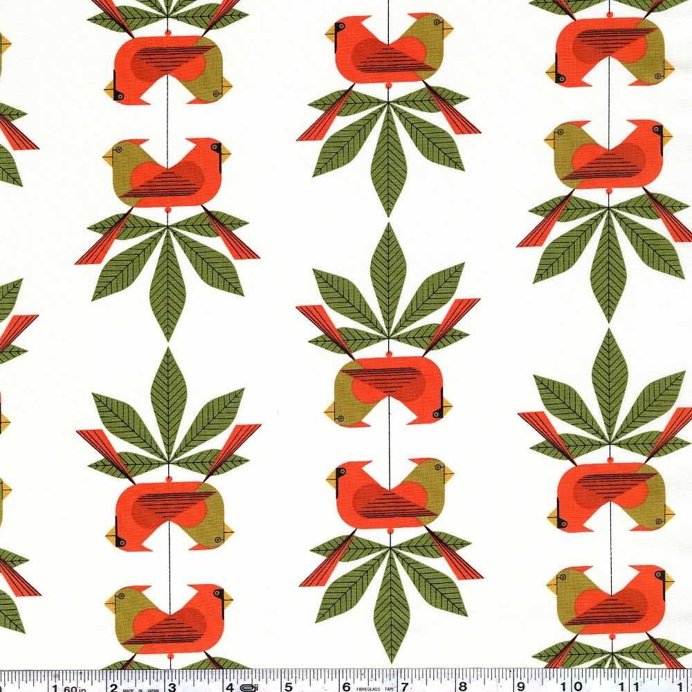 Charley Harper Holidays - Cardinal Consort