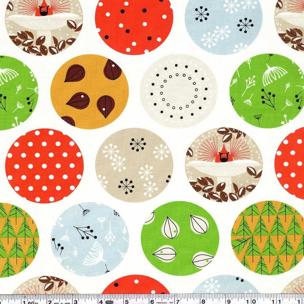 Charley Harper Holidays - Ornaments