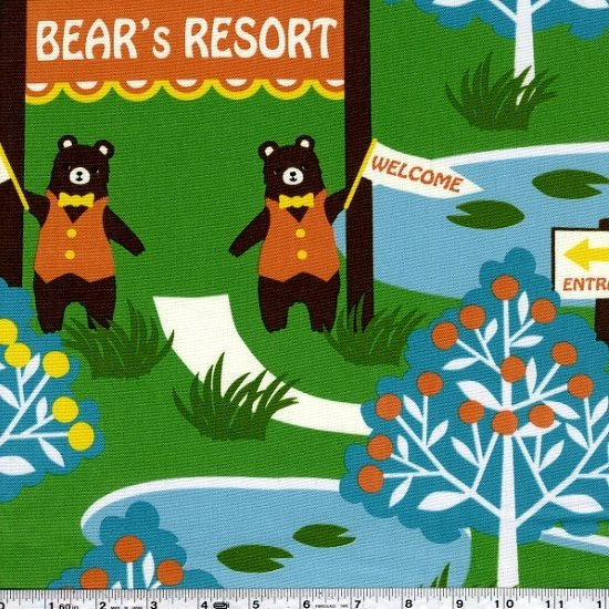 Cotorienne - Bear's Resort - Multi