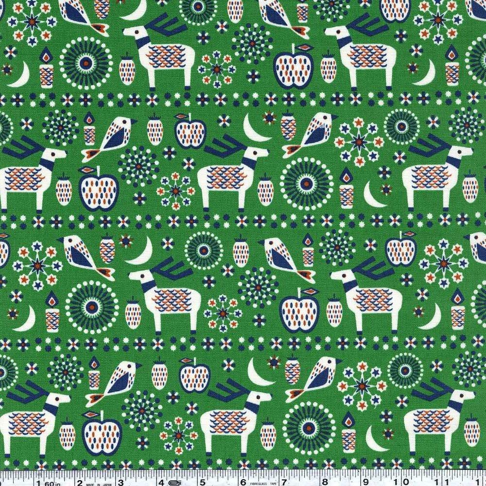 Cotorienne - Twinkling - Green